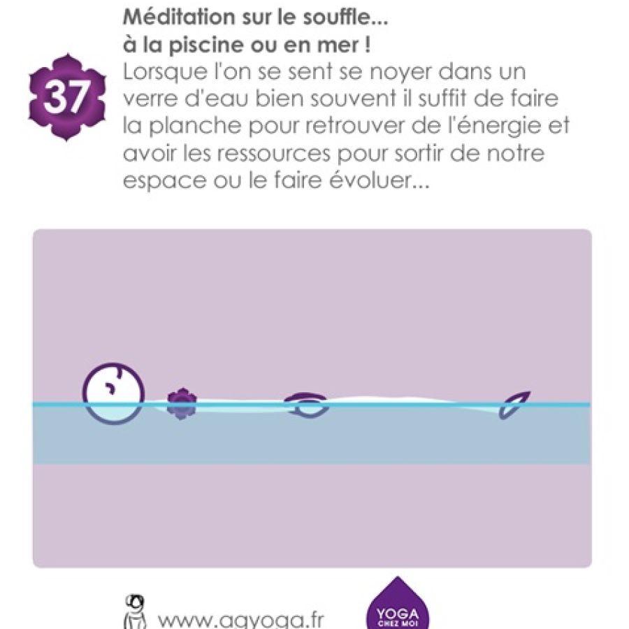 Fiche 37 – Méditation sur le Souffle