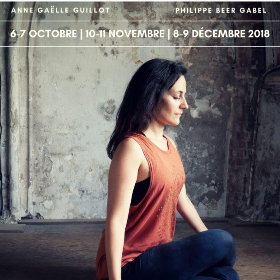 COMPLET || Formation Yin Yoga 50h || 3 WEEK-ENDS (OCTOBRE, NOVEMBRE et DECEMBRE 2018) || PARIS, FRANCE
