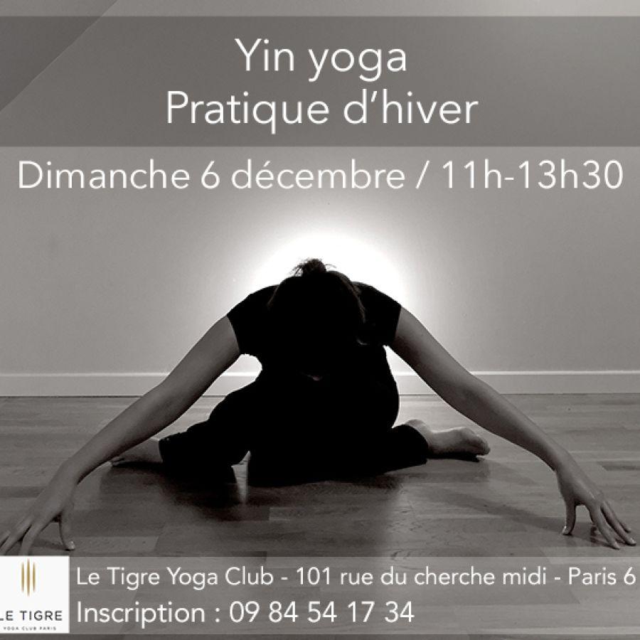 Playlist atelier yin yoga 06/12/2015