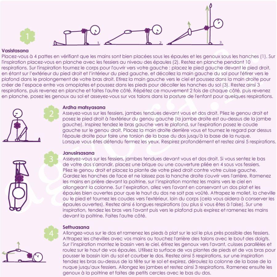 Fiche 7 – Renforcement musculaire et souplesse