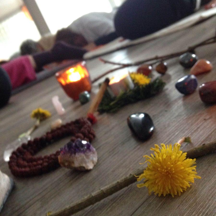 Le printemps : atelier de yin yoga