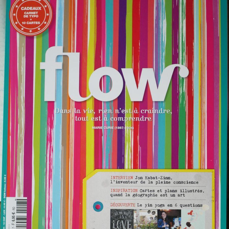 FLOW MAGAZINE – Janvier/Février 2016