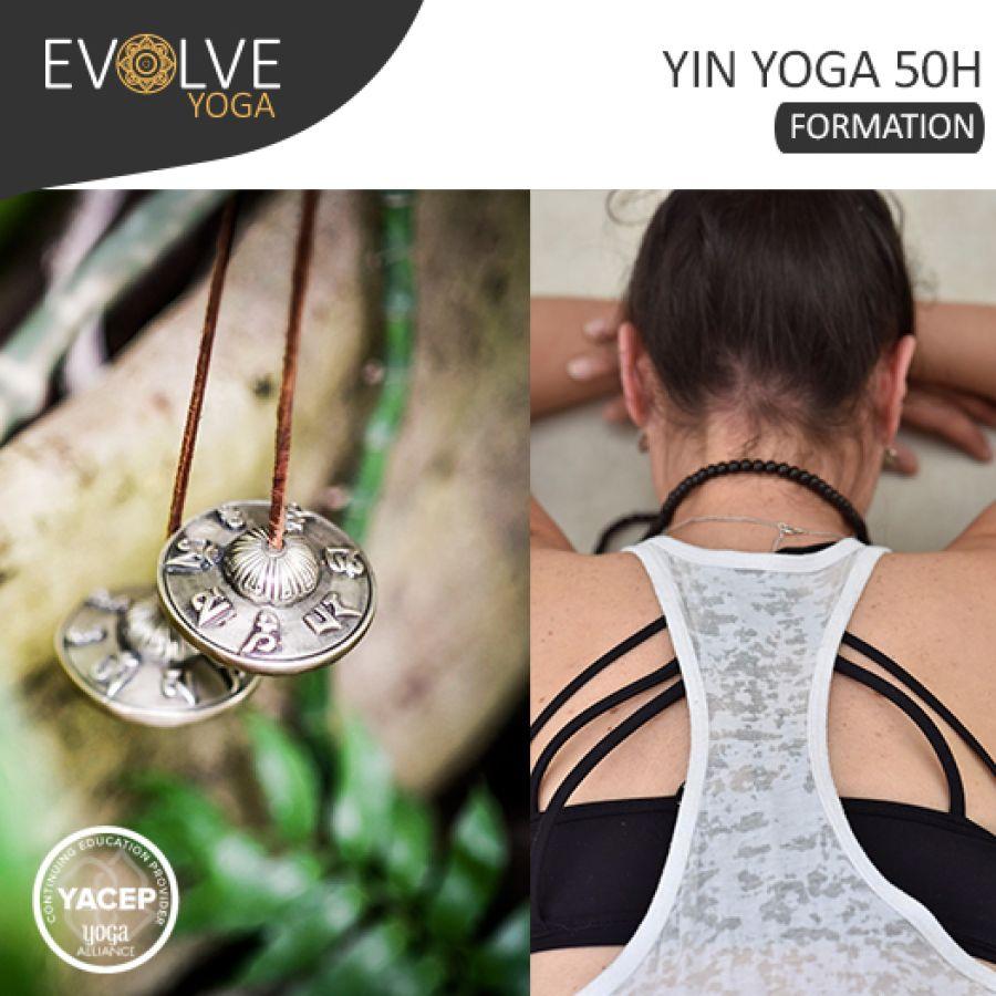 COMPLET ↠ Tout est déjà là ! Formation 50h YinYoga ☾•  26 AU 30 DECEMBRE 2019 ☾•  PARIS, FRANCE