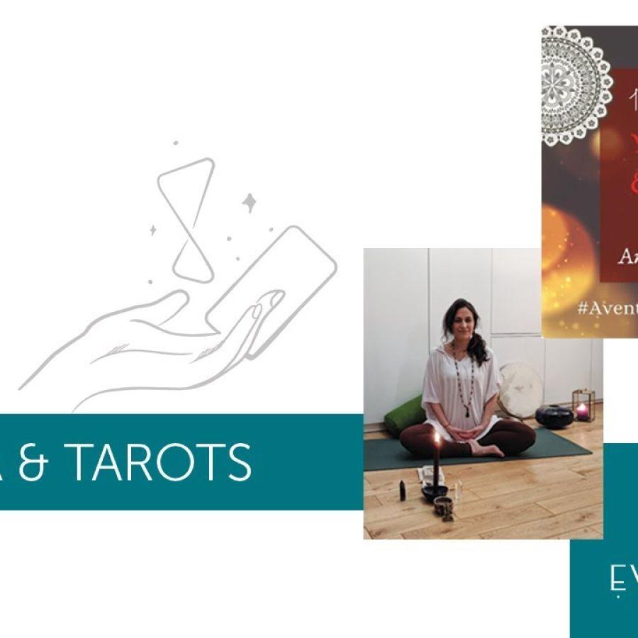 Vidéo – Yin Yoga & Tarots (100 min)
