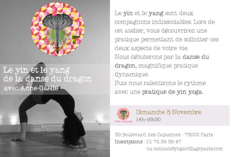 Le yin et le yang de la danse du dragon – Automne
