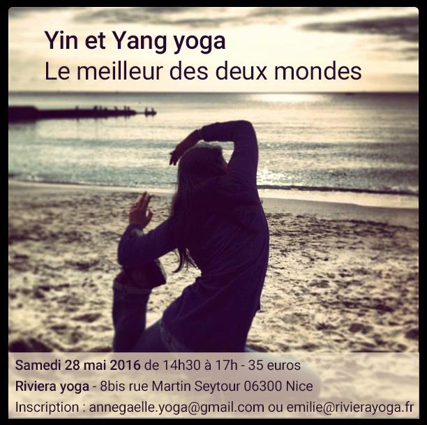 Yin & Yang… le meilleur des 2 mondes – Nice