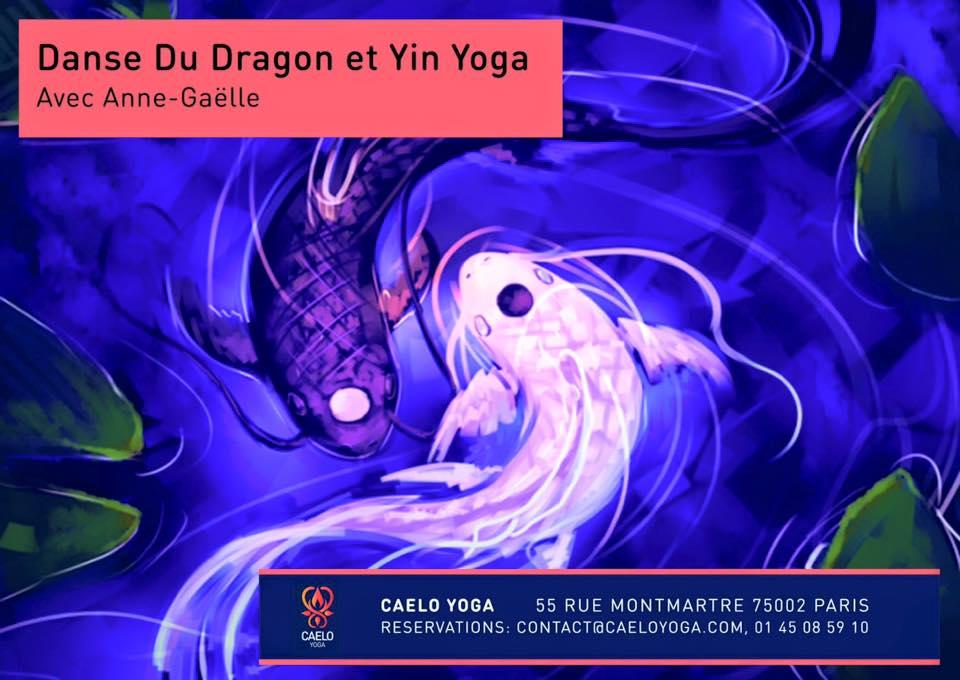 Danse du dragon et yin yoga – 23/04/17 – Paris