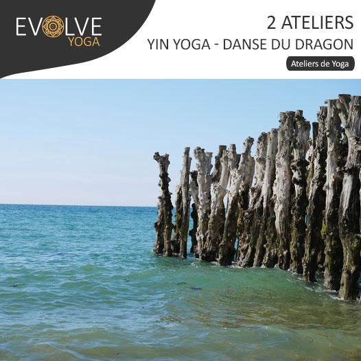 Solstice d'été : pratique Yin/Yang || 22 ET 23 JUIN 2018 || SAINT-MALO, FRANCE
