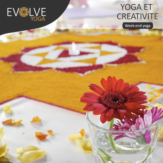 COMPLET || Week-end yoga || 20 au 22 AVRIL 2018 || Montigny-Lencoup, France