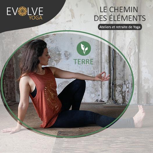 COMPLET || Le chemin des éléments : La terre || 07 JANVIER 2018 || PARIS, FRANCE