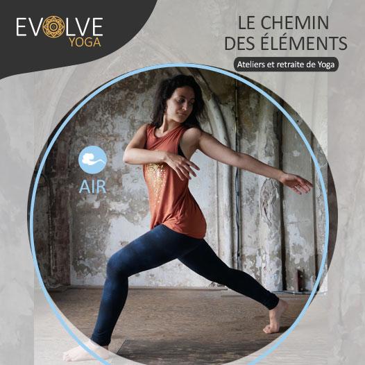 Le chemin des éléments : L'air || 08 AVRIL 2018 || PARIS, FRANCE