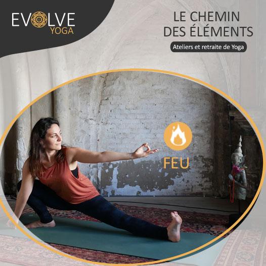 Le chemin des éléments : Le feu || 04 MARS 2018 || PARIS, FRANCE