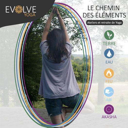 COMPLET || Le chemin des éléments || 15 au 20 JUILLET 2018 || TREHORENTEUC, FRANCE