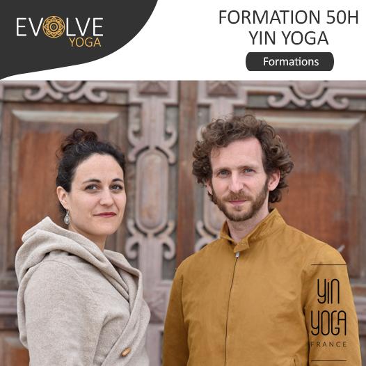 Formation Yin Yoga 50h ||  DECEMBRE 2018 & JANVIER 2019 || PARIS, FRANCE