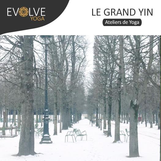 Le grand yin    01 DECEMBRE 2018    PARIS, FRANCE