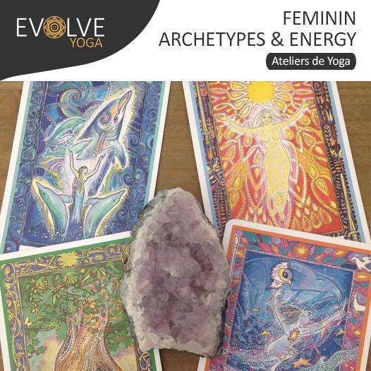 Le féminin archétypes & énergie || 22 & 23 SEPTEMBRE 2018 || ROCAMADOUR, FRANCE