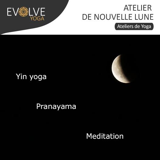 Pratique de nouvelle lune || 09 OCTOBRE 2018 || PARIS, FRANCE