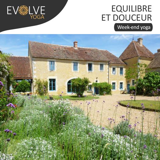 Equilibre & Douceur ▽ Week-End de fin d'année ▲ 01 AU 03 NOVEMBRE 2019 ▽ PERCHE, FRANCE