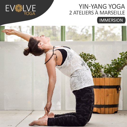 Ateliers YIN-YANG ☾ 11 & 12 JANVIER 2020 ☾ MARSEILLE, FRANCE