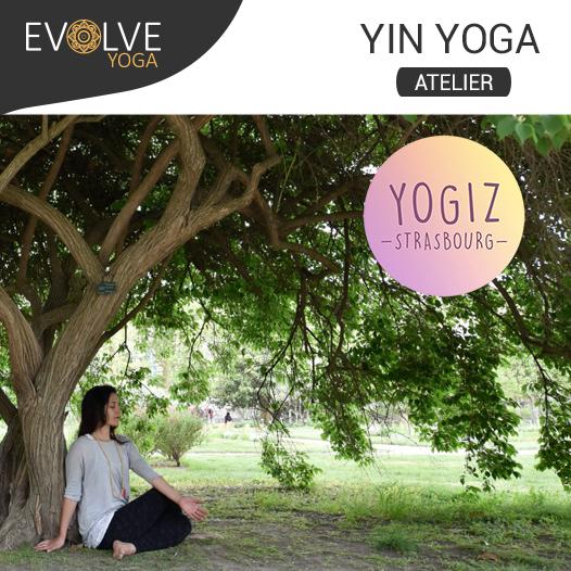 Yin Yoga ☾• 01 MAI 2021 •☽ STRASBOURG, FRANCE