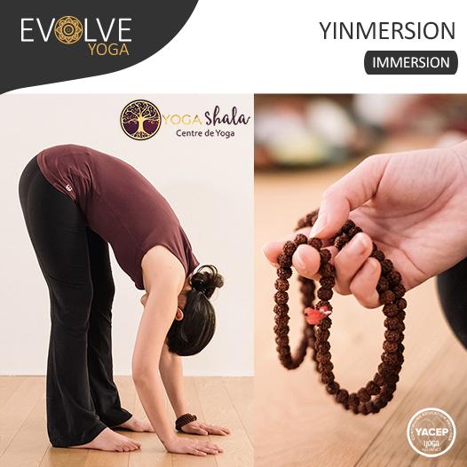 YinMersion ☾• 30 & 31 MAI 2020 •☽ RENNES, FRANCE