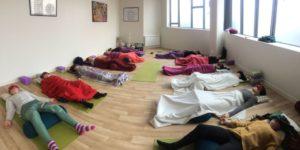 Formation YinYoga EvolveYoga AnneGaelle Yoga Shala Rennes