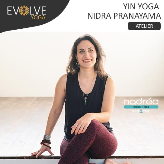 Yin yoga, Yoga nidra et Pranayama ☾ VENDREDI 12 JUIN ☾ ANTIBES, FRANCE
