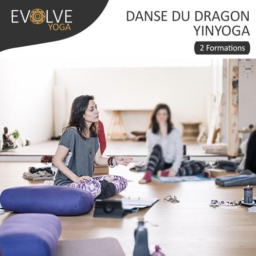 Module 3 «L'expansion» Formation 30h en Danse du dragon ▲ 13 AU 16 AOUT 2021 ▽ PARIS, FRANCE